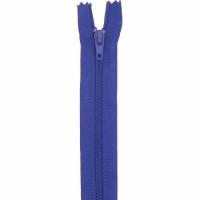 Fermeture pantalon 15cm Violet