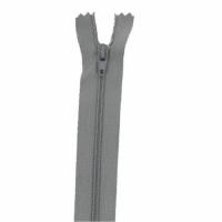 Fermeture pantalon 15cm Gris