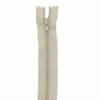 Fermeture pantalon 15cm Beige
