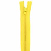 Fermeture pantalon 18cm Jaune