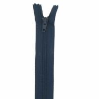 Fermeture pantalon 18cm Bleu Navy