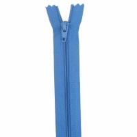 Fermeture pantalon 18cm Bleu