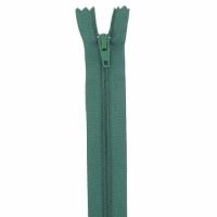 Fermeture pantalon 18cm Vert Bouteille