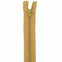 Fermeture pantalon 18cm Gold