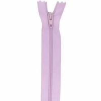 Fermeture pantalon 18cm Parme