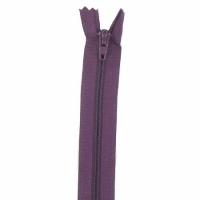 Fermeture pantalon 18cm Mauve