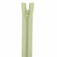 Fermeture pantalon 18cm Kaki clair