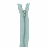 Fermeture pantalon 18cm Gris Acier