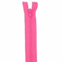 Fermeture pantalon 20cm Rose Fushia