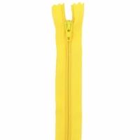 Fermeture pantalon 20cm Jaune Maïs