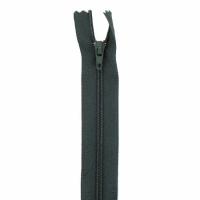 Fermeture pantalon 20cm Vert Foncé