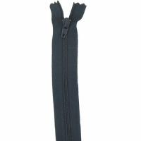 Fermeture pantalon 20cm Bleu Marine Foncé