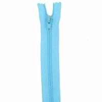 Fermeture pantalon 20cm Bleu Turquoise