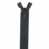Fermeture invisible 40cm Noir