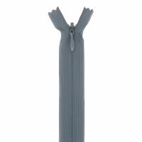 Fermeture invisible 60cm Kaki