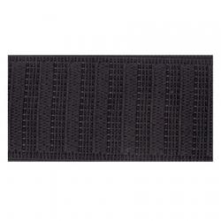 Élastique Gros Grain 30 mm noir