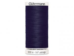 Fil à coudre Gütermann 500m col : 339 violet