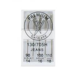 Aiguille machine Jeans