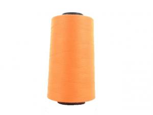 Fil surjeteuse Orange fluo