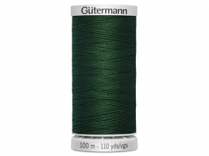 Fil extra fort Gütermann Dark green