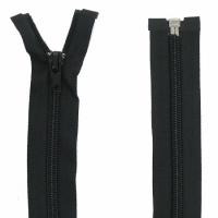 Fermeture Spirale 80cm Noir