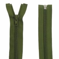 Fermeture Spirale 90cm Vert Armée