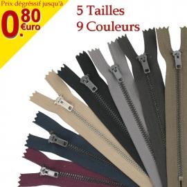 Fermeture pantalon métal N°3